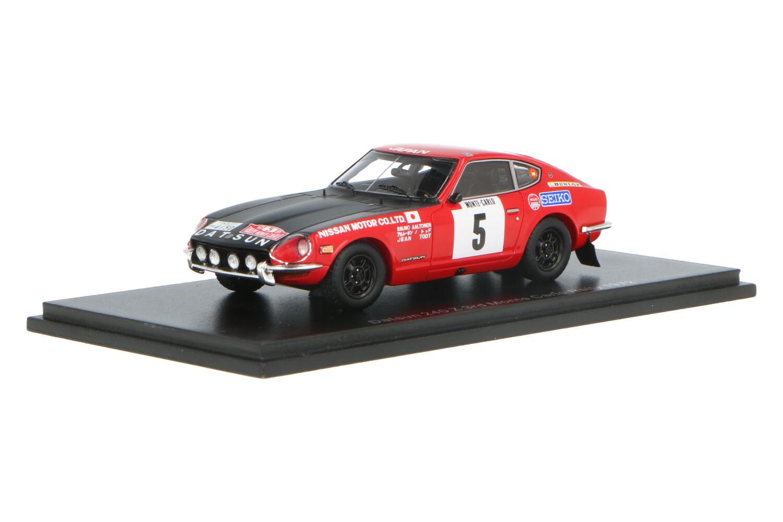 Datsun 240Z - Modelauto schaal 1:43