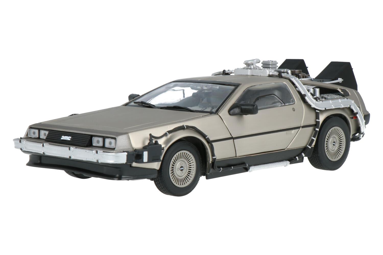 DeLorean DMC 12 - Modelauto schaal 1:18
