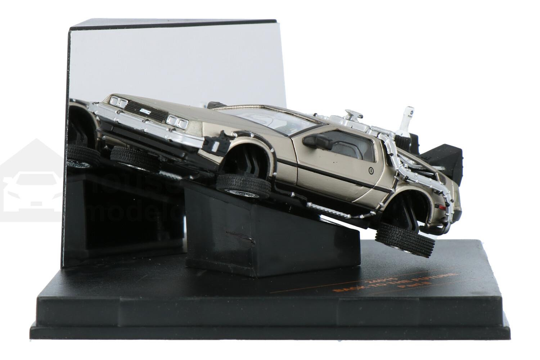 DeLorean DMC 12 - Modelauto schaal 1:43
