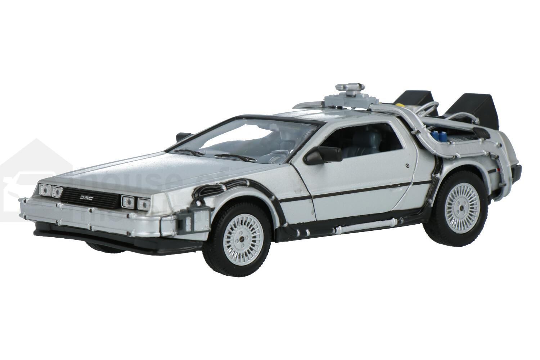 DeLorean DMC 12 - Modelauto schaal 1:24