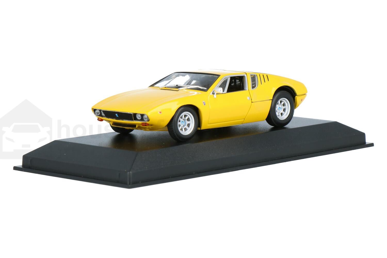 DeTomaso Mangusta - Modelauto schaal 1:43