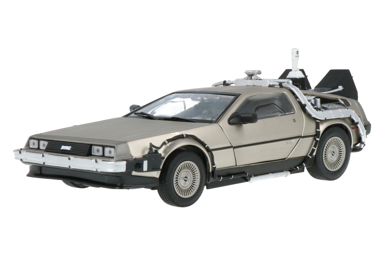 DeLorean DMC-12 - Modelauto schaal 1:18