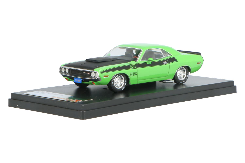 Dodge Challenger T/A - Modelauto schaal 1:43