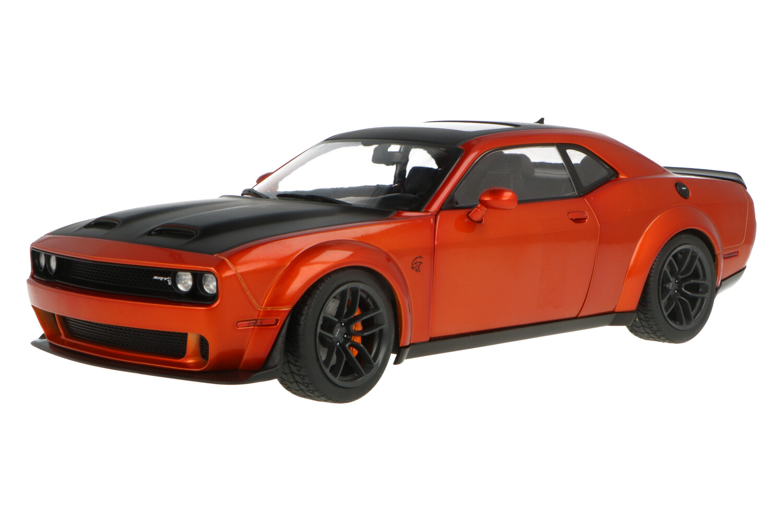 Dodge Challenger SRT Hellcat Redeye Widebody - Modelauto schaal 1:18
