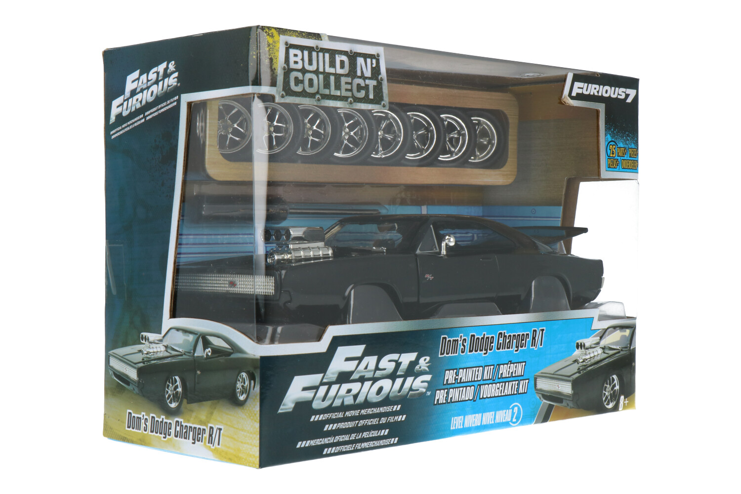 Dodge Charger R/T - Modelauto schaal 1:24