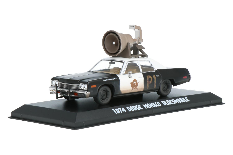 Dodge Monaco Blues Mobile - Modelauto schaal 1:43