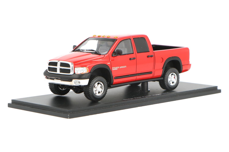 Dodge RAM Power Wagon - Modelauto schaal 1:43