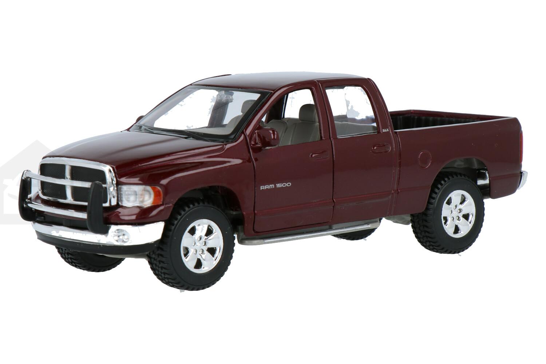 Dodge Ram Quad Cab - Modelauto schaal 1:27