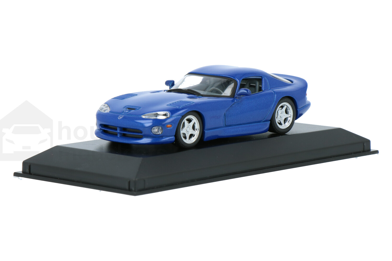 Dodge Viper Coupé - Modelauto schaal 1:43