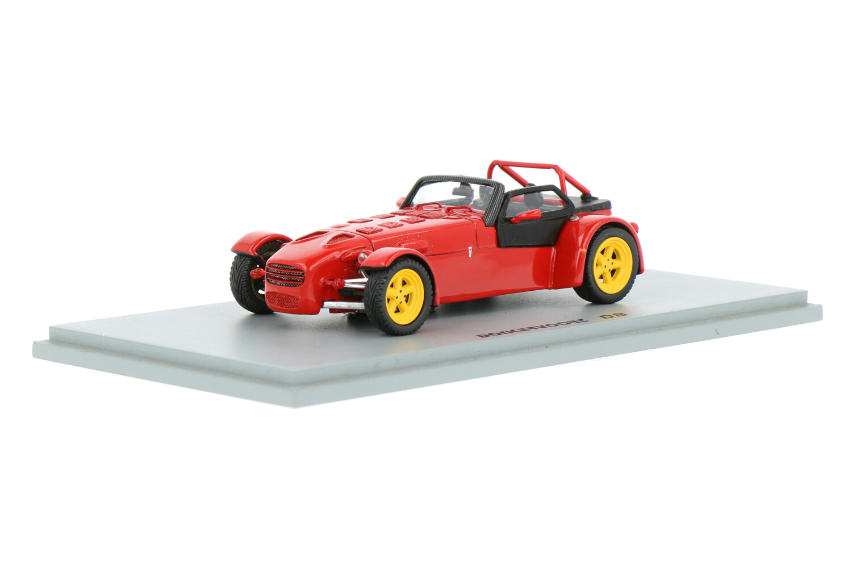 Donkervoort D8 Open - Modelauto schaal 1:43