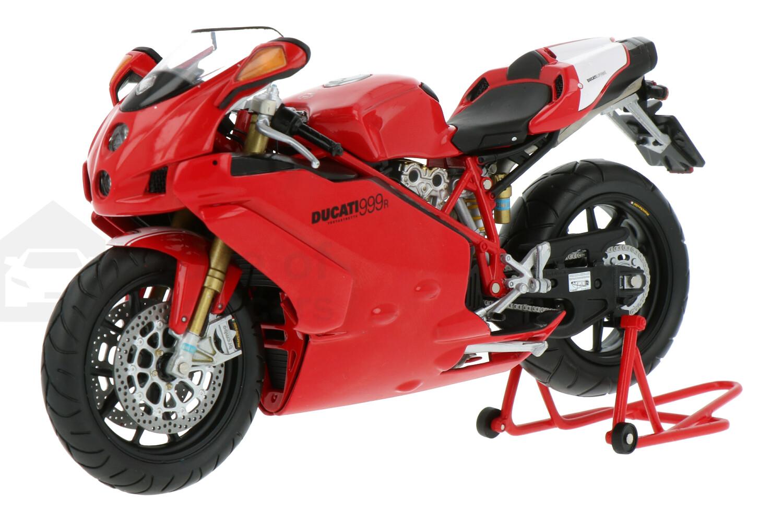 Ducati 999R - Modelauto schaal 1:12