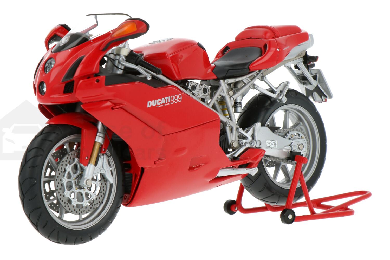 Ducati 999 Street Version - Modelauto schaal 1:12