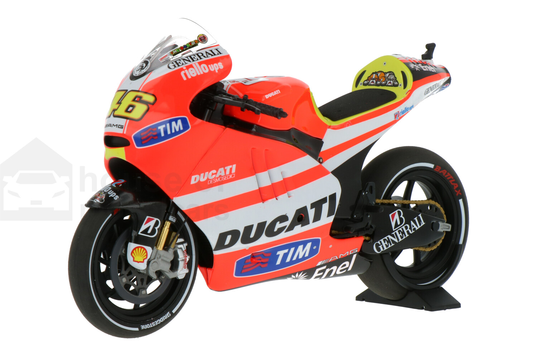 Ducati Desmosedici GP11.1 - Modelauto schaal 1:12