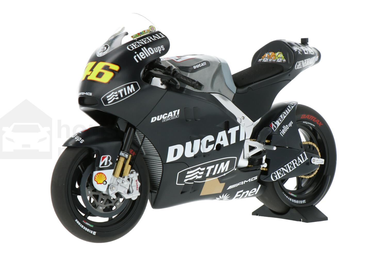Ducati Desmosedici GP12 - Modelauto schaal 1:12