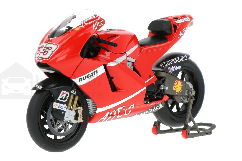 Ducati Desmosedici GP8 - Modelauto schaal 1:12