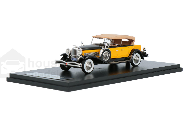 Duesenberg J Tourster Derham - Modelauto schaal 1:43
