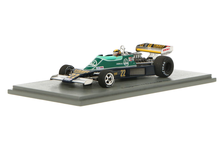 Ensign N177 - Modelauto schaal 1:43