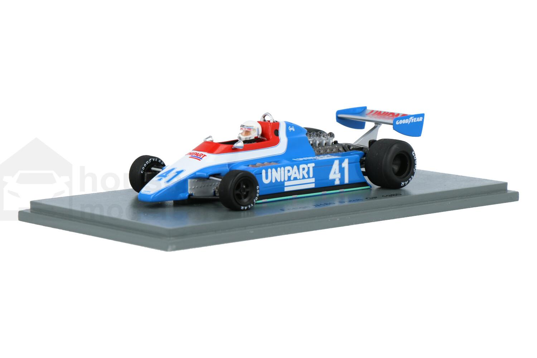 Ensign N180 - Modelauto schaal 1:43
