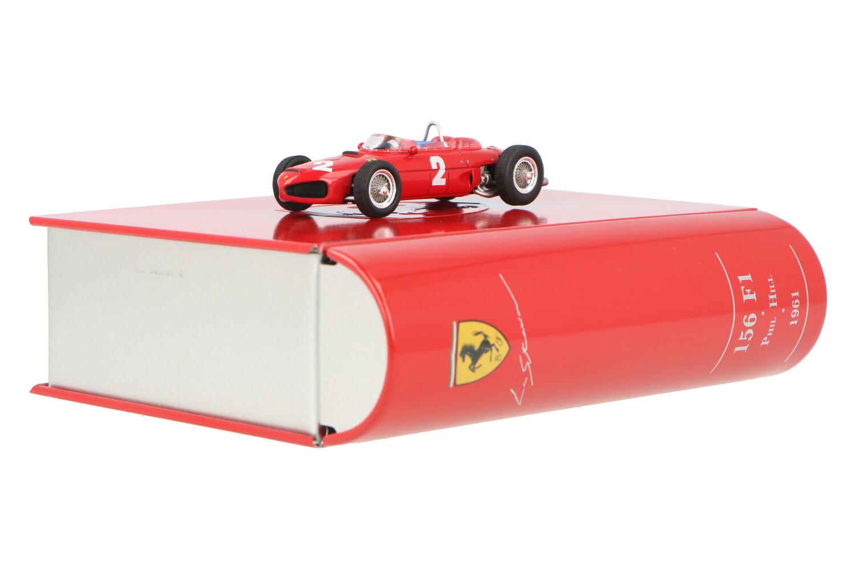 Ferrari 156 F1 - Modelauto schaal 1:43