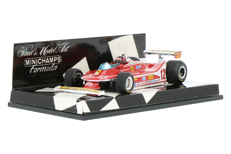 Ferrari 312 T4 - Modelauto schaal 1:43