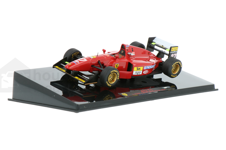 Ferrari 412 T1 - Modelauto schaal 1:43