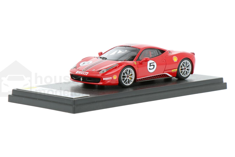 Ferrari 458 Italia Challenge - Modelauto schaal 1:43