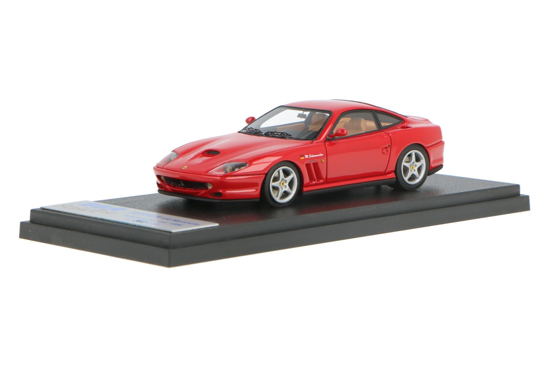 Ferrari 550 Maranello  Michael Schumacher's car - Modelauto schaal 1:43