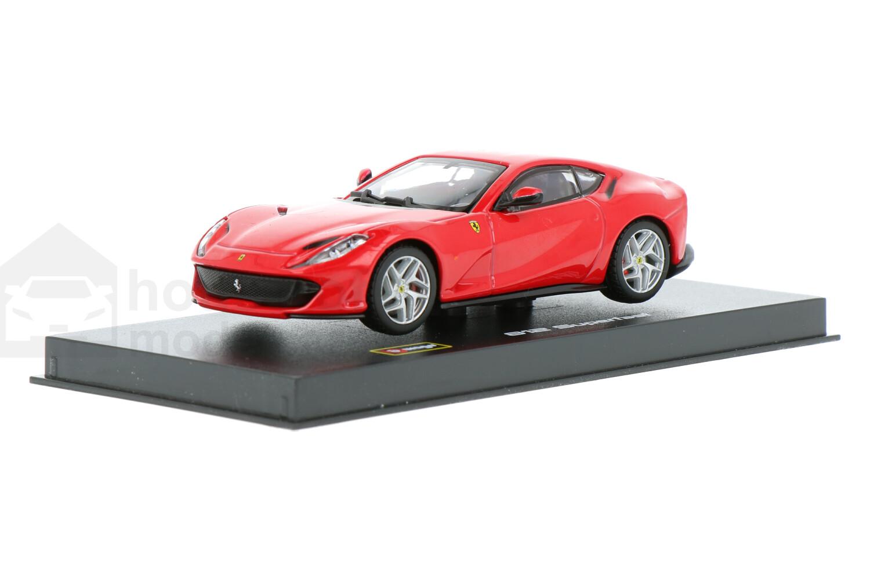 Ferrari 812 Superfast - Modelauto schaal 1:43