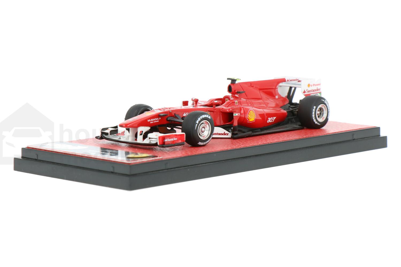 Ferrari F10 - Modelauto schaal 1:43