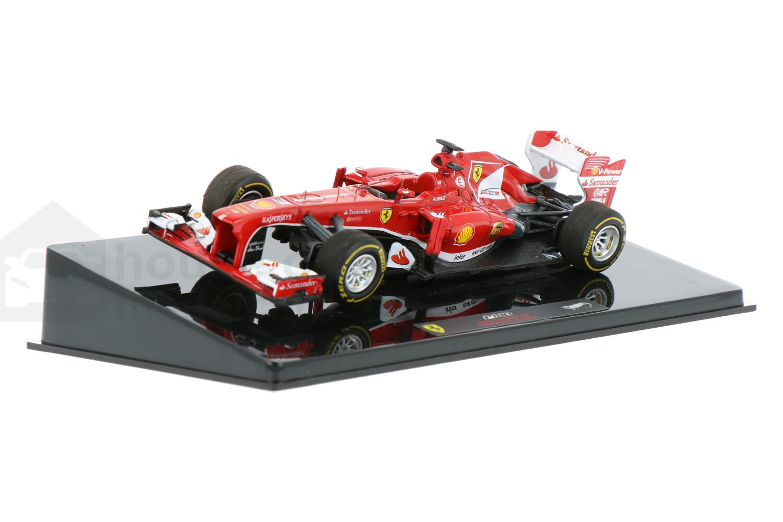 Ferrari F 138 - Modelauto schaal 1:43