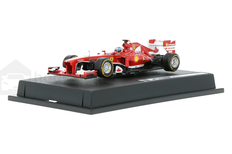 Ferrari F138 - Modelauto schaal 1:43