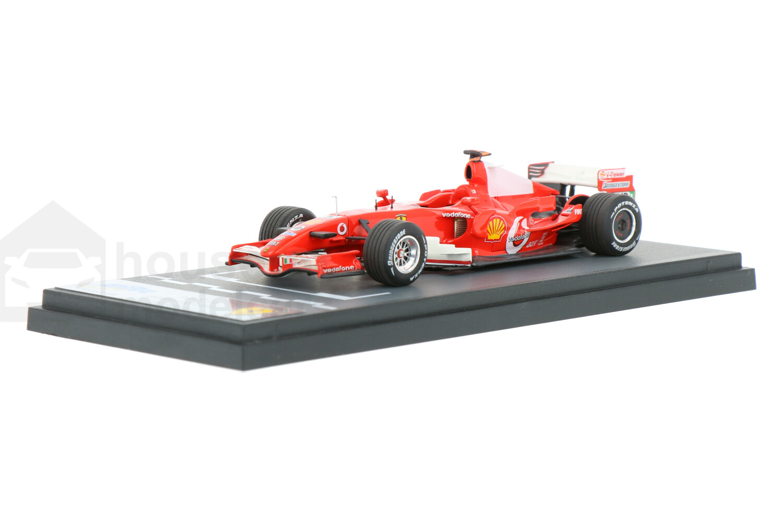 Ferrari F248 - Modelauto schaal 1:43
