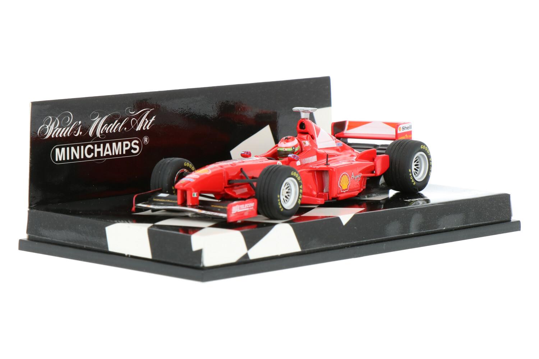 Ferrari F 300 V10 - Modelauto schaal 1:43