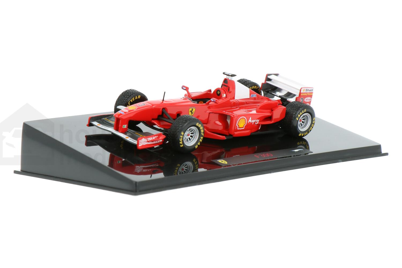 Ferrari F300 - Modelauto schaal 1:43