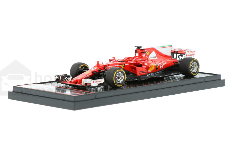 Ferrari SF70-H - Modelauto schaal 1:43