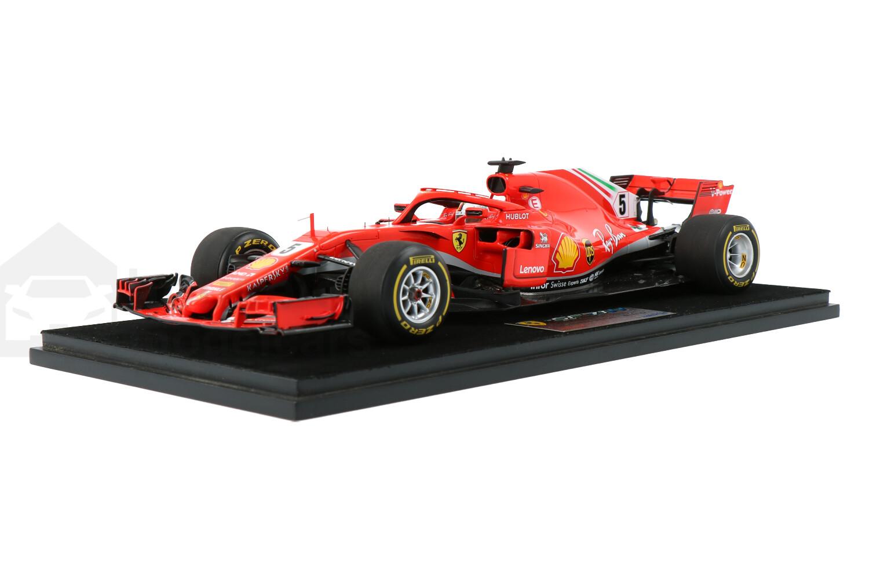 Ferrari SF71-H - Modelauto schaal 1:18