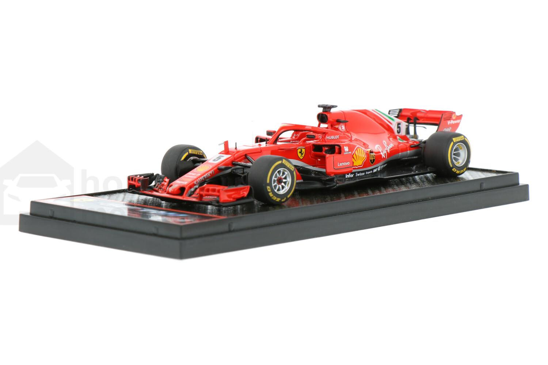 Ferrari SF71-H - Modelauto schaal 1:43