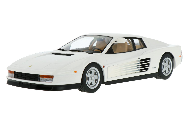 Ferrari Testarossa Miami Vice Monospecchio House Of Modelcars