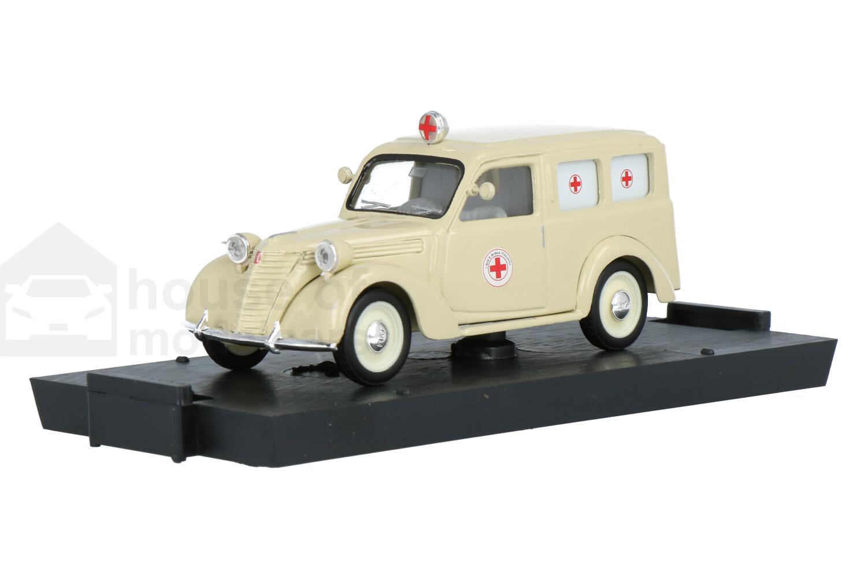 Fiat 1100 - Modelauto schaal 1:43
