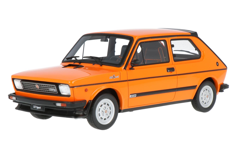 Fiat 127 Sport (70 HP) - Modelauto schaal 1:18