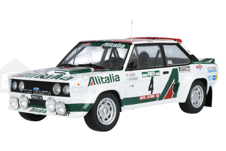 Fiat 131 Abarth - Modelauto schaal 1:18