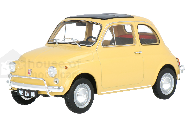 Fiat 500L - Modelauto schaal 1:18