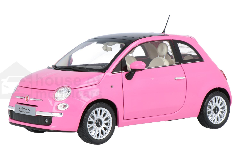 Fiat 500 - Modelauto schaal 1:18