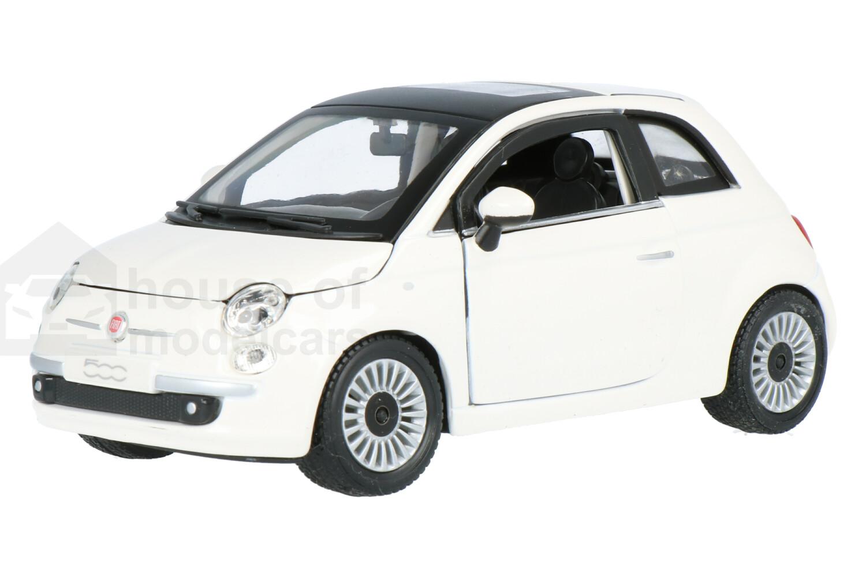Fiat 500 - Modelauto schaal 1:24