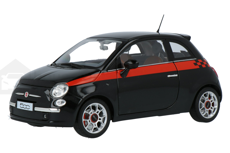 Fiat 500 Nuova - Modelauto schaal 1:18
