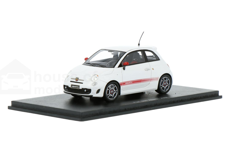 Fiat 500 Abarth - Modelauto schaal 1:43