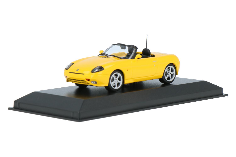 Fiat Barchetta Cabriolet - Modelauto schaal 1:43