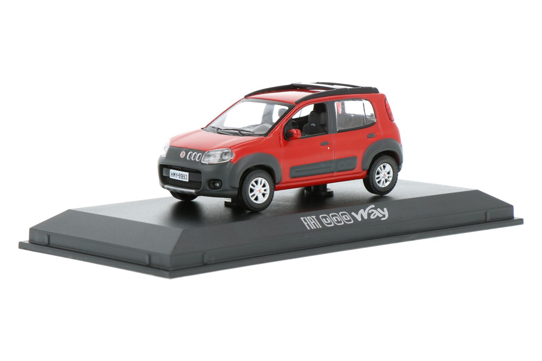 Fiat Uno WAY - Modelauto schaal 1:43