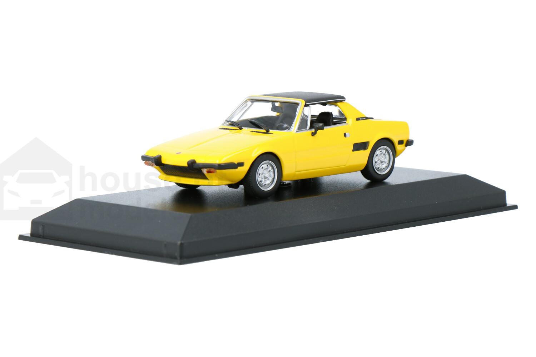 Fiat X1/9 - Modelauto schaal 1:43
