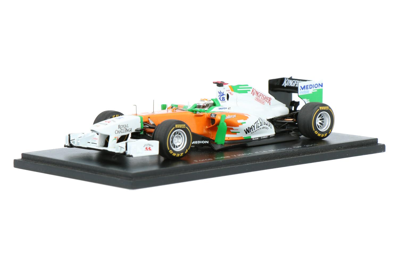 Force India VJM04 - Modelauto schaal 1:43